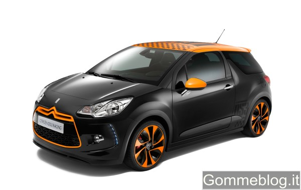 Bridgestone Potenza RE050A per la nuova Citroën DS3 Racing