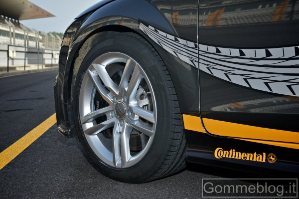 Autopromotec 2013: lo Stand e le Gomme Continental