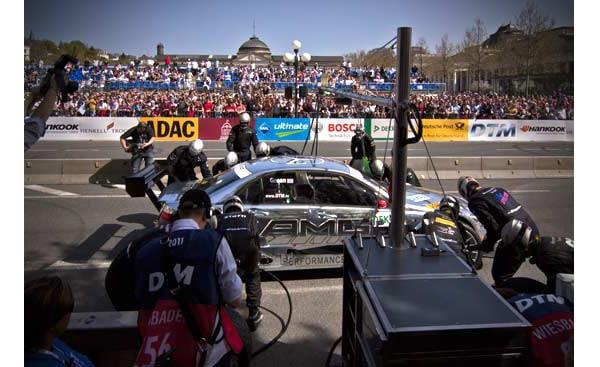 Pneumatici Hankook debuttano nel campionato DTM a Wiesbaden 1