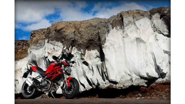 Ducati Monster 1100 Evo 3