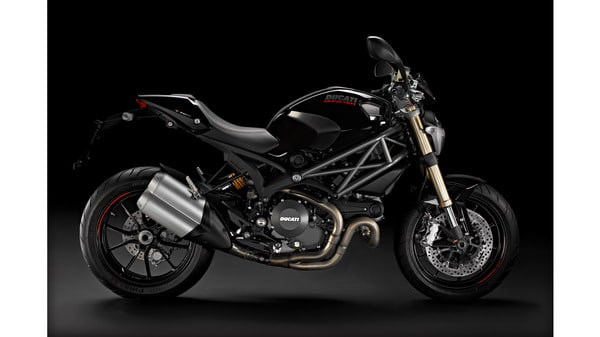 Ducati Monster 1100 Evo 4