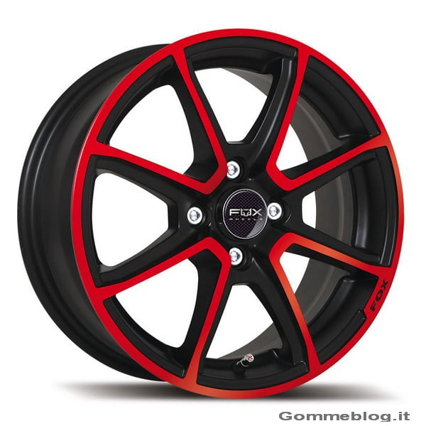 Cerchi in lega Laidelli Wheels Fox FX2 3