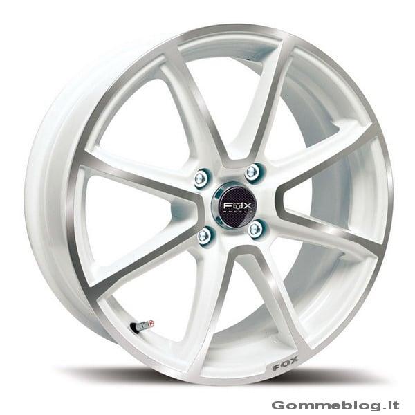 Cerchi in lega Laidelli Wheels Fox FX2 4
