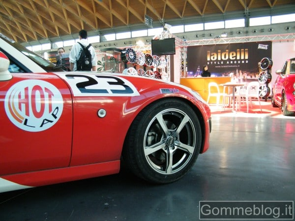 Laidelli Wheels al My Special Car 2011