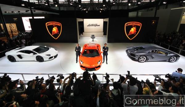 Lamborghini Aventador LP 700-4 al Salone Auto di Shanghai 2011 2