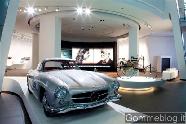 Jutta Benz e l'Ente Nazionale Germanico per i 125 anni dell'automobile