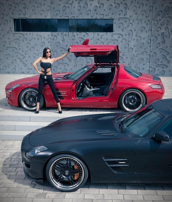 Mercedes SLS 63 Supersport GT Kicherer 3