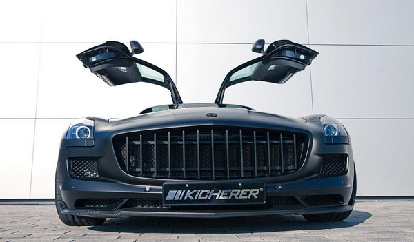 Mercedes SLS 63 Supersport GT Kicherer 8