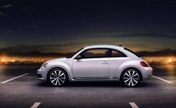 Nuova Volkswagen Beetle 2