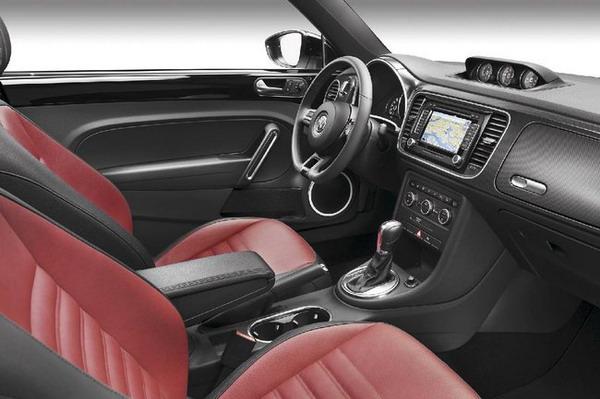 Nuova Volkswagen Beetle 4