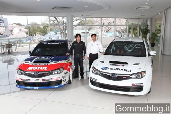 Yokohama e il Motorsports: Progetti e previsioni per il 2011