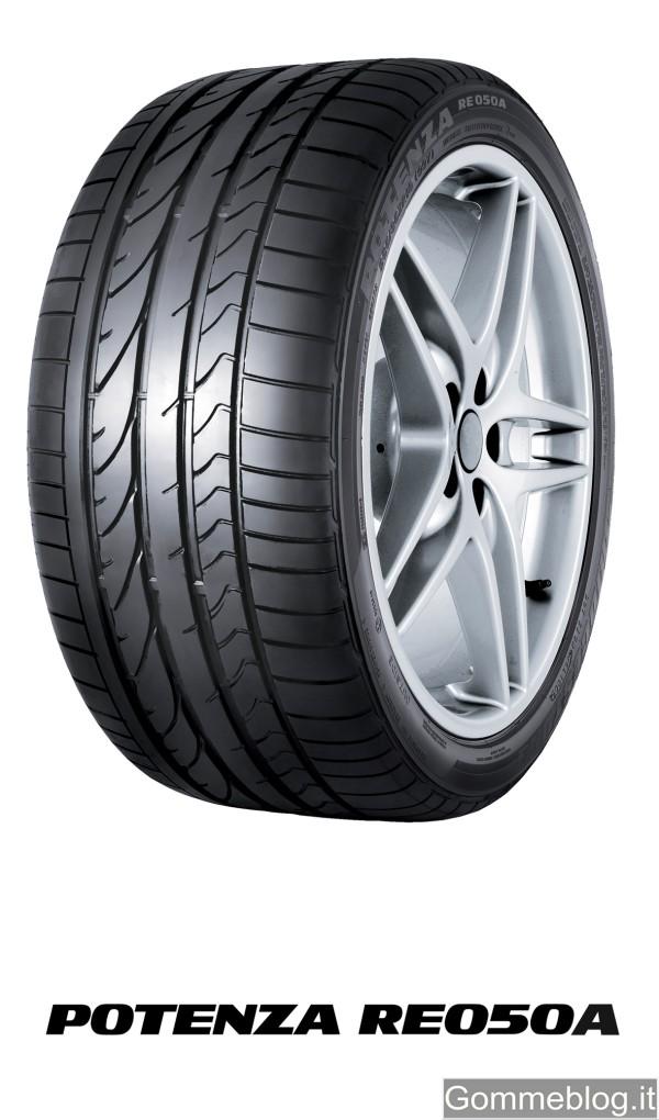 Bridgestone RE050A 1