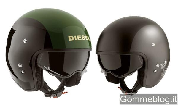 Caschi moto AGV – Diesel: nuovo modello HI-JACK in puro stile elicotterista 2