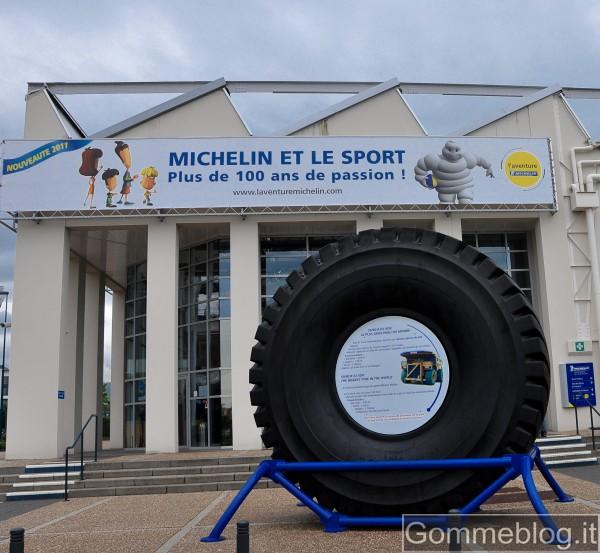 Aventure Michelin: una realtà che racconta 100 anni di storia del pneumatico e non solo ! 13
