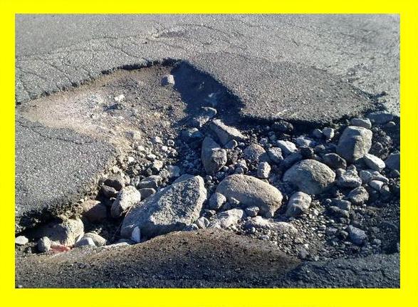 Boston (USA): arriva la APP per smartphone che rileva le buche sull'asfalto