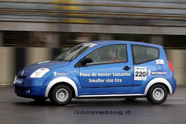 Michelin: ritornare a gomme da 10 pollici sulle Citycar. L'idea non è piaciuta. Perché ??