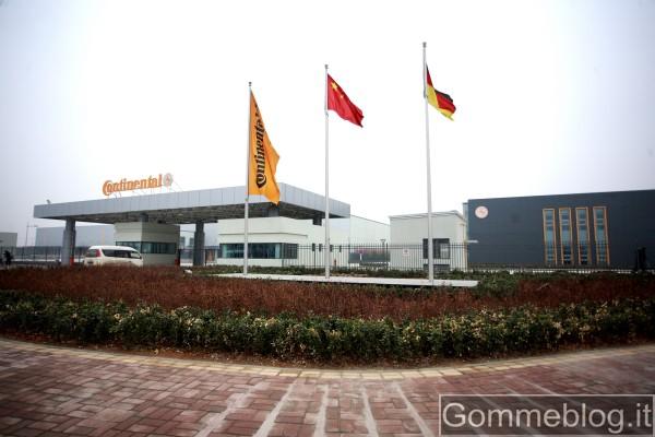 Continental inaugura ufficialmente la sua prima fabbrica in Cina 2