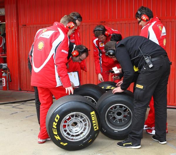 Montezemolo boccia i pneumatici Pirelli F1: durano troppo poco!