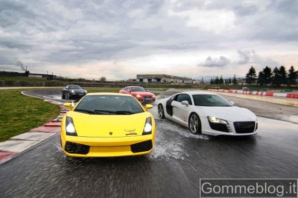 Marangoni all'Autopromotec: tutta la gamma pneumatici auto 2011