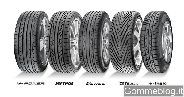 Marangoni all'Autopromotec: tutta la gamma pneumatici auto 2011 1