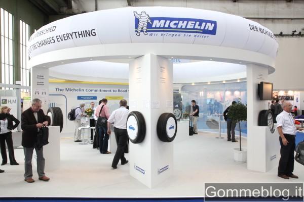 Michelin: Le novità sull'efficienza dei materiali presentate al Challenge Bibendum 2011
