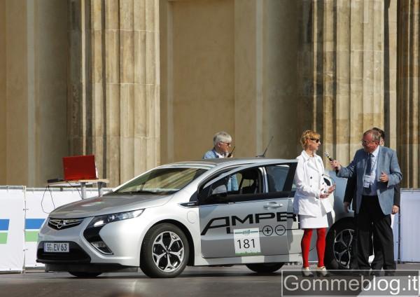 Michelin Challenge Bibendum 2011: Evento Mondiale della Mobilità Stradale Sostenibile 2