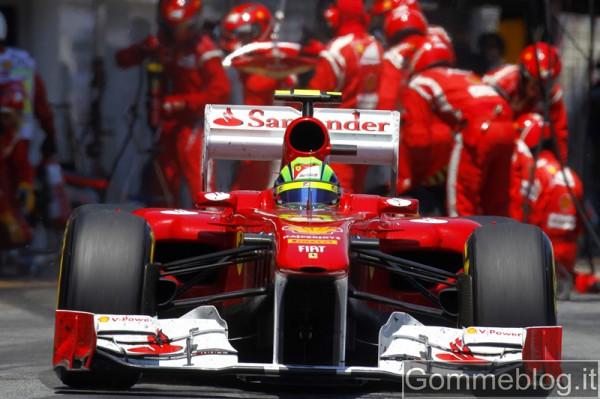 Gran Premio di Monaco F1: arrivano i pneumatici Pirelli Red Supersoft