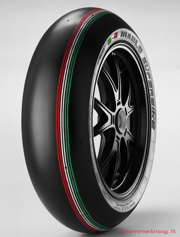 Pirelli: pneumatici moto tricolore per il Gran Premio di Monza Superbike 2