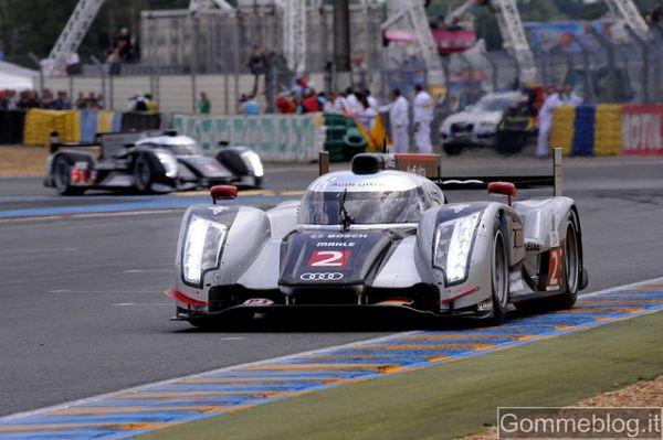 24 Ore di Le Mans 2011: Michelin conquista la 20° vittoria su Audi R18 TDI 4