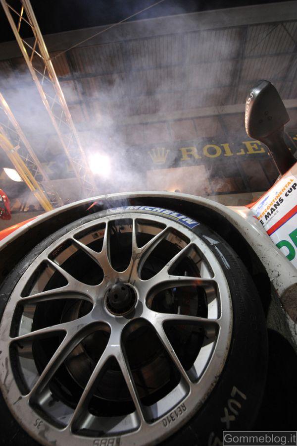 24 Ore di Le Mans 2011: Michelin conquista la 20° vittoria su Audi R18 TDI
