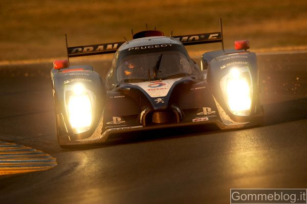 24 Ore di Le Mans 2011: Michelin conquista la 20° vittoria su Audi R18 TDI 3