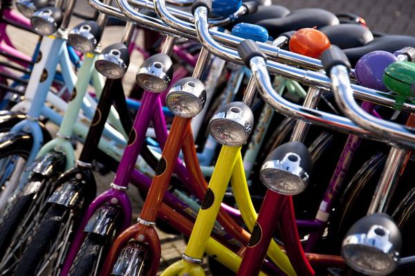 2010: l'auto resta il mezzo più utilizzato ma, crescono gli spostamenti a piedi o in bici
