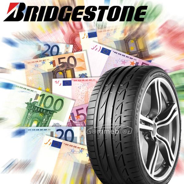 Bridgestone: dal 1° ottobre aumento del 5% sul prezzo pneumatici