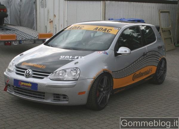 ContiForceTeam per la 24 Ore del Nuerburgring: le auto ed i piloti