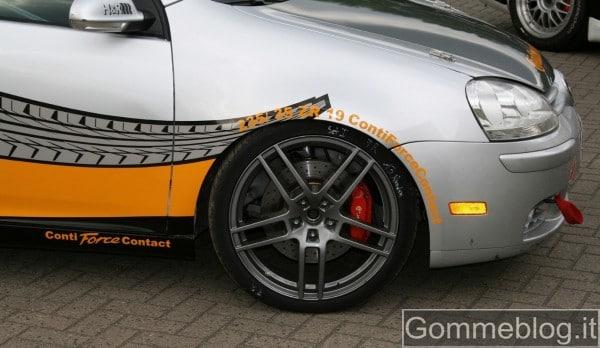 Continental ContiForceContact: nuovi pneumatici ultra-UHP per pista e strada 2