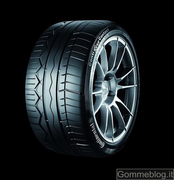 Continental ContiForceContact: nuovi pneumatici ultra-UHP per pista e strada 5