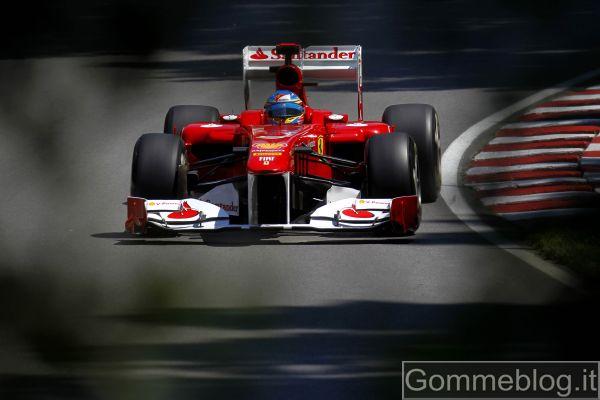 Il GP Formula 1 del Canada dal punto di vista degli pneumatici: Video in HD 4