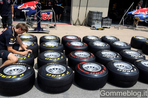 Il GP Formula 1 del Canada dal punto di vista degli pneumatici: Video in HD