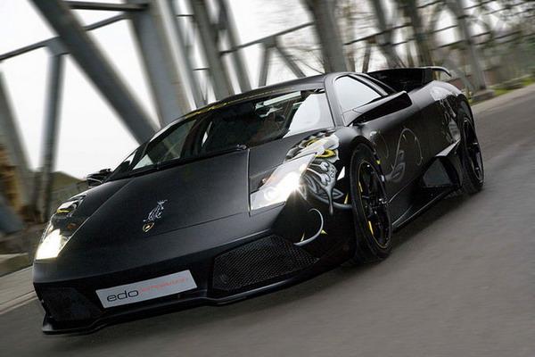 Tuning Lamborghini Murcielago LP-710: Edo Competition sfida la nuova Aventador