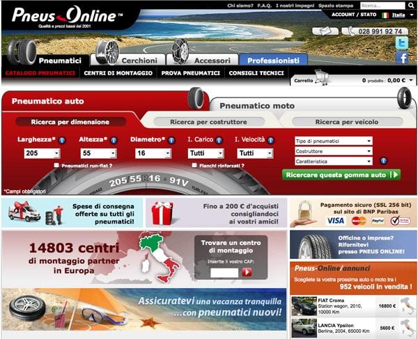 Pneus Online compie 10 anni: un buon Compleanno da Gommeblog.it