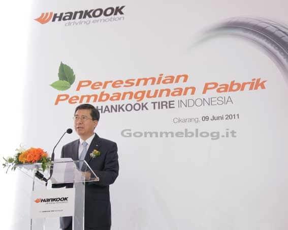 Hankook posa la prima pietra in Indonesia per il proprio 7° impianto 2