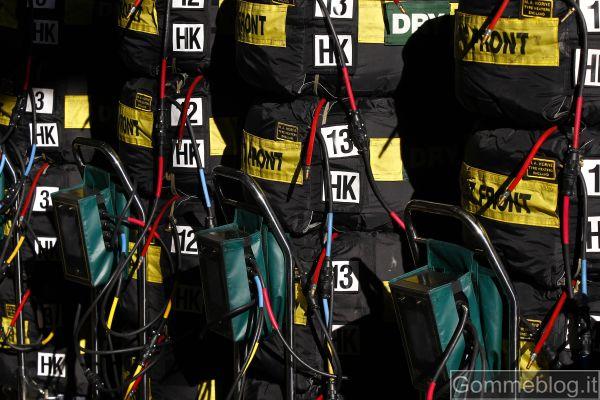 Il Gran Premio d'Europa di Valencia dal punto di vista dei pneumatici - Video HD 2