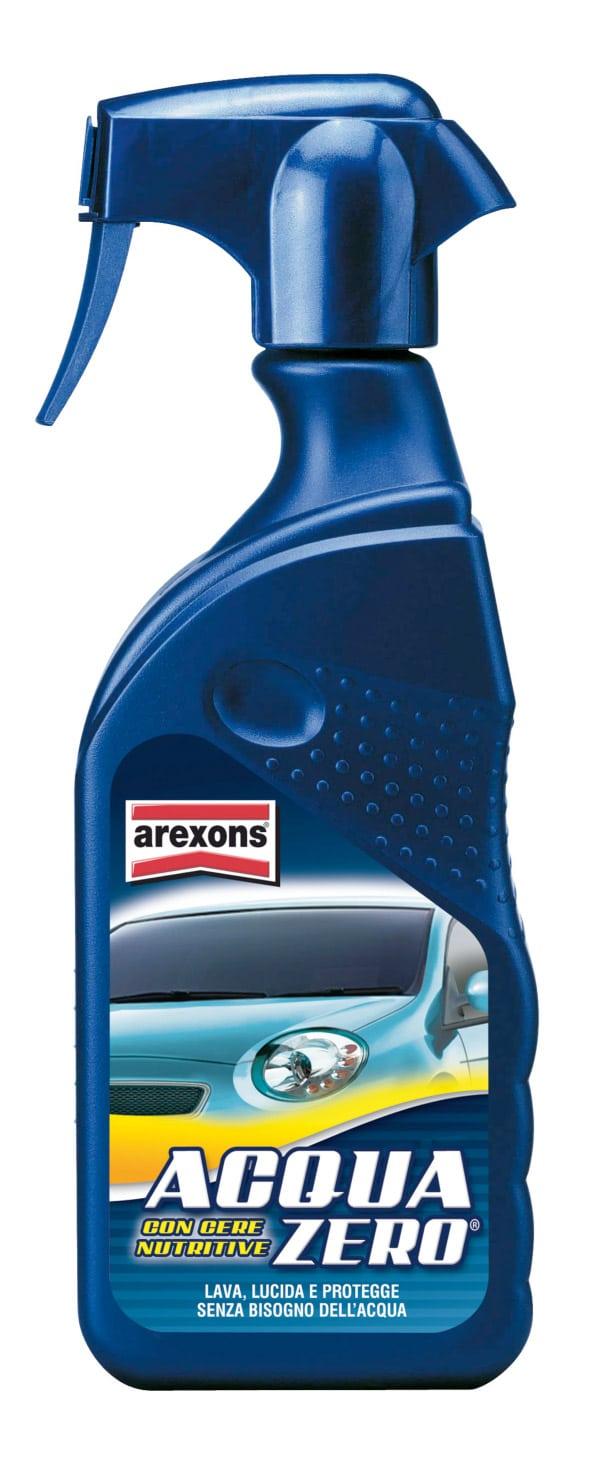 Arexons Acquazero: rimozione dello sporco da tutte le superfici