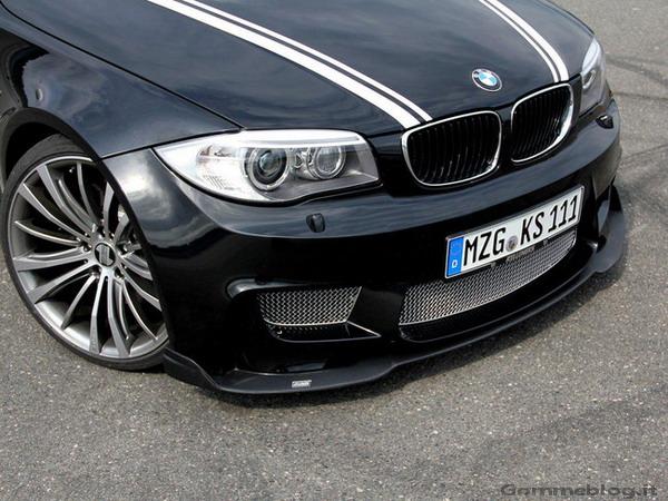 BMW Serie 1 M Kelleners Sport: Michelin Pilot Sport PS2 per scaricare 410 CV