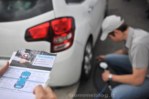 Gomme Auto Sgonfie: Sicurezza a Rischio. Il 63% viaggia con pneumatici inadeguati