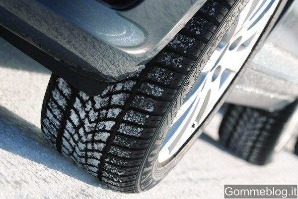Dunlop SP WinterSport 4D: Pneumatici invernali Neve 2012