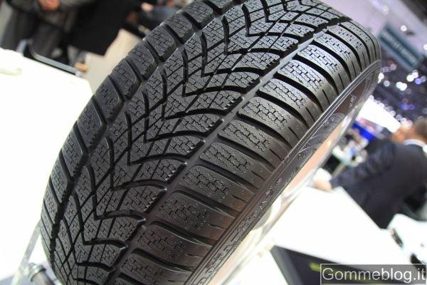 Dunlop SP Winter Sport 4D: anteprima nuovi pneumatici invernali 1
