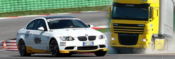 Nuovo parco auto per GuidarePilotare: 8 nuove e potenti BMW M