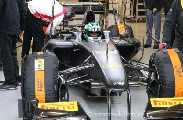 Pirelli conferma Lucas Di Grassi come collaudatore Formula 1