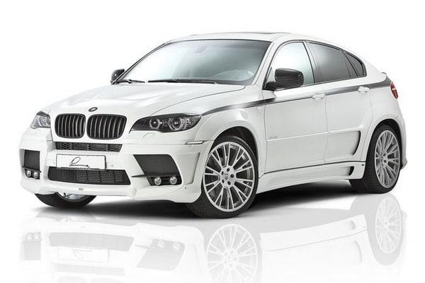 Lumma CLR X 650: nuovo tuning su base BMW X6 40d